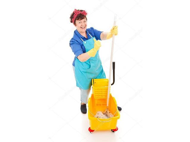Уборщица в банк, ул. Канатная