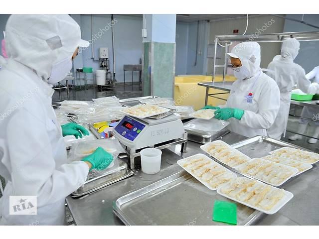 бу Упаковка морепродуктов в Финляндии для мужчин и женщин  в Украине