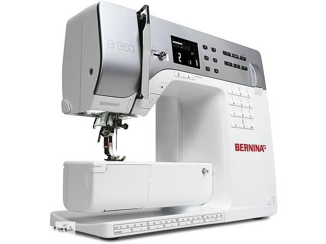 бу Комп'ютеризована швейна машина Bernina 350 в Львові