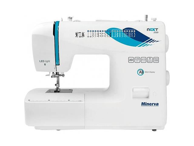 Швейная машина МINERVA NEXT 232D- объявление о продаже  в Києві