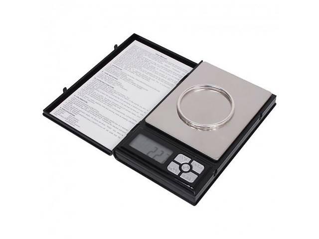 купить бу Ювелирные цифровые электронные весы (500g±0.01) в Києві