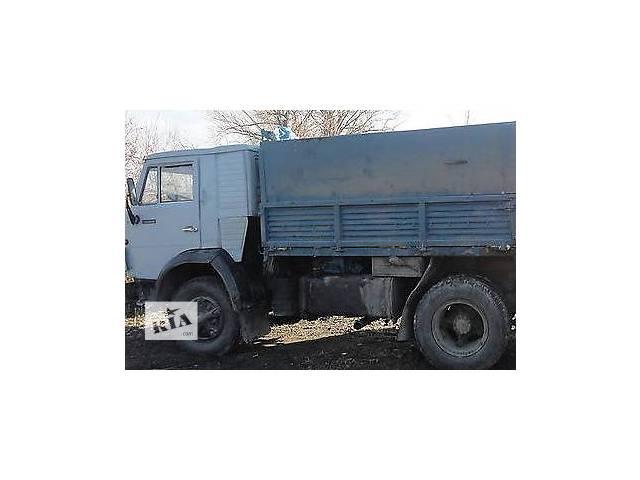 продам Грузовые перевозки (КАМАЗ 20 тонн) бу в Ровно