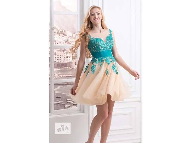Вечернее или выпускное платье 42-48 размер- объявление о продаже  в Киеве