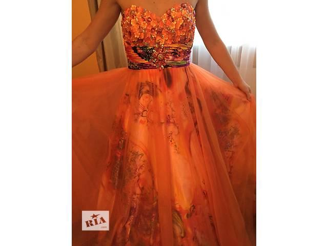 бу вечерние платье в Львове