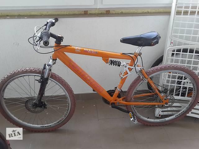 продам Велосипед Canoga, двохпідвіс, двухподвес бу в Львове