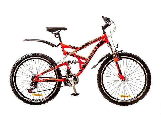 купить бу Велосипед Discovery CANYON 2017 в Киеве