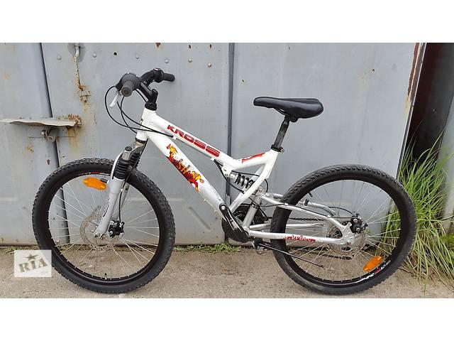 Велосипед Kross з Німеччини- объявление о продаже  в Харькове
