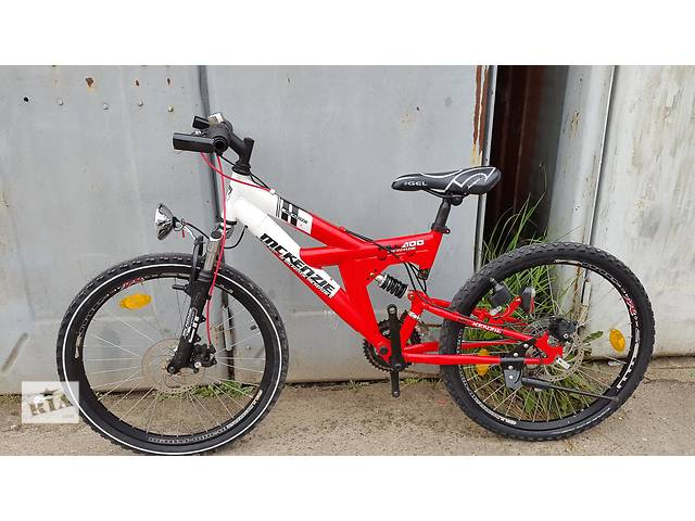 Велосипед Mckenzie дисковые тормоза из Германии- объявление о продаже  в Харькове