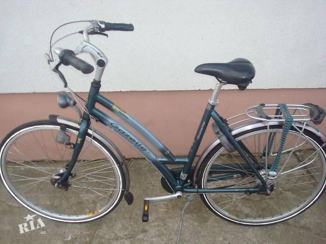 продам Велосипед Gazelle Davos бу в Мостиській