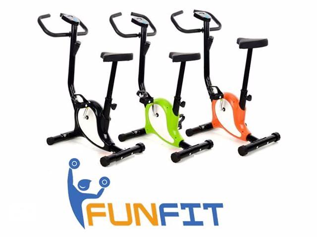 Велотренажер FunFit 3 цвета!. Новые! Отправка по всей Украине!!- объявление о продаже  в Львове