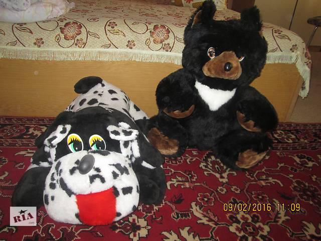 купить бу большие мягкие игрушки в Бобринце