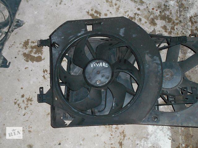 продам Вентилятор осн радіатора для Opel Vivaro, 2003р. бу в Львове