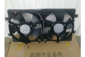Новые Вентиляторы осн радиатора Chery Amulet