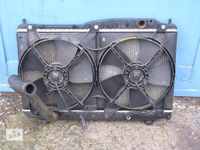 бу  Вентилятор осн радиатора для легкового авто Chevrolet Evanda в Днепре (Днепропетровск)