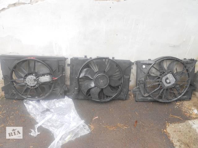 продам  Вентилятор осн радиатора для легкового авто Mercedes SL-Class бу в Ровно
