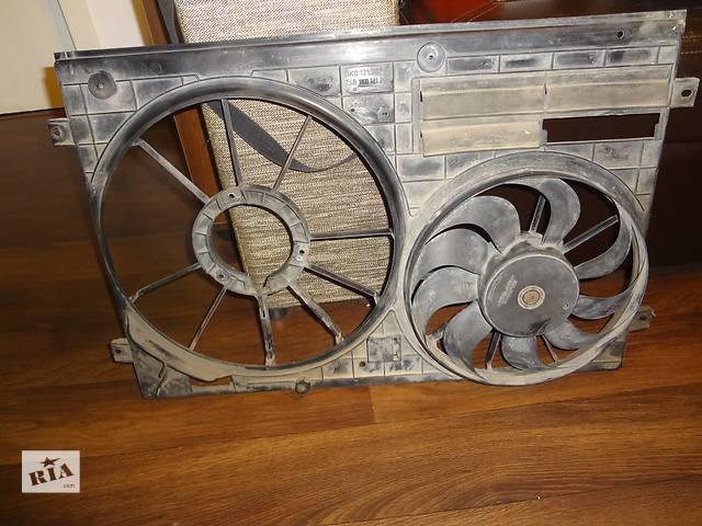 купить бу Вентилятор рад кондиционера для минивена VW, AUDI оригинал в Херсоне