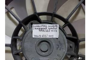 вентилятор системы охлаждения правый Honda CR-Z `11-16 , 38615-RBJ-003