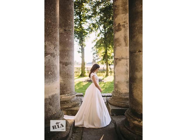купить бу Весільна сукня колекція 2016 року! Millanova. Kira. в Львове