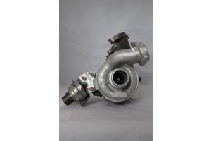 турбіна Volkswagen Crafter 2.0 TDI