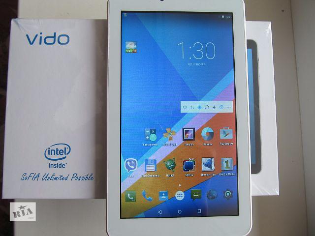 продам Vido T99  1гб RAM, 3G, 2-sim. GPS, Intel 64bit бу в Львове