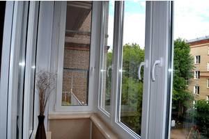 Вікна та двері металопластикові від виробника
