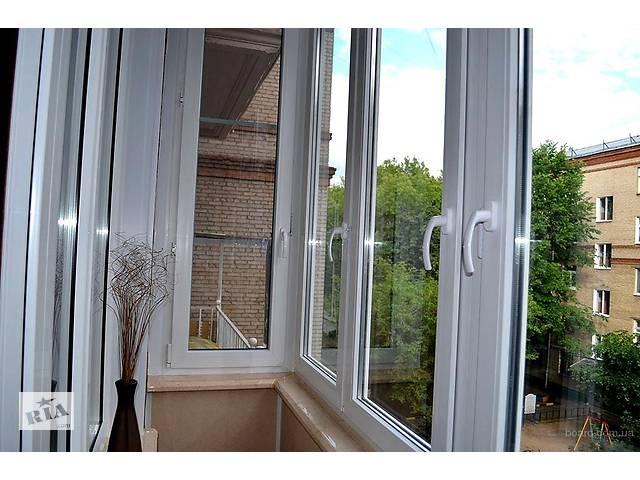 бу Вікна та двері металопластикові від виробника в Ровенской области