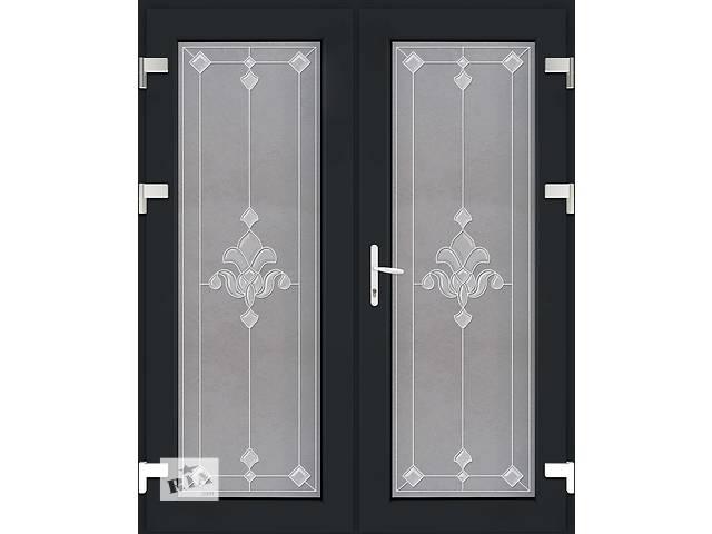 Входные металлопластиковые двери- объявление о продаже  в Черновцах
