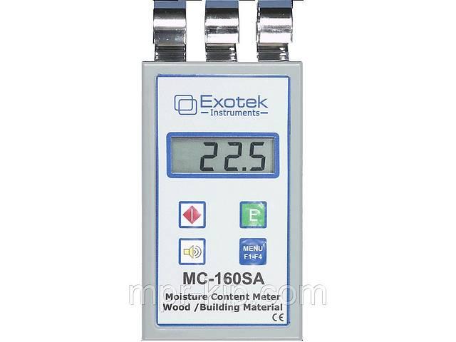 Влагомер древесины и стройматериалов Exotek MC-160SA (0-98%) 230 пород, 6 групп стройматериалов. Германия- объявление о продаже  в Одессе