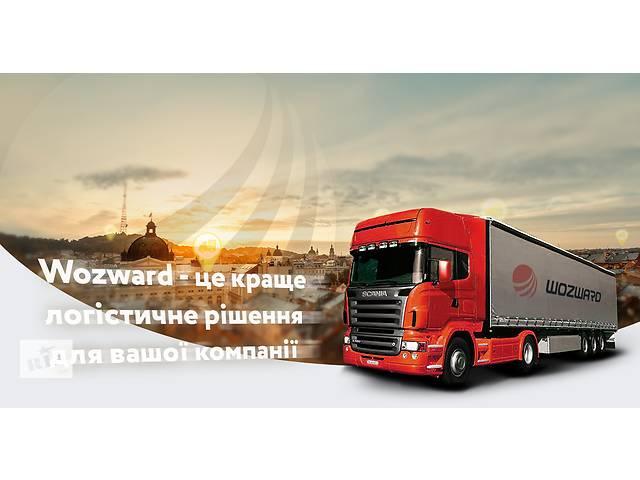 купить бу Водитель со своим грузовым автомобилем (г/п от 2.5 до 22 тонн)  в Украине