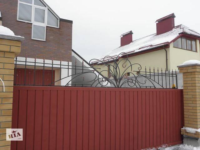 купить бу Ворота и заборы Ворота распашные новый в Виннице