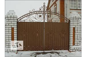 Новые Ворота раздвижные