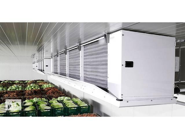 продам Воздухоохладители для овощей и фруктов специальные. бу в Киеве