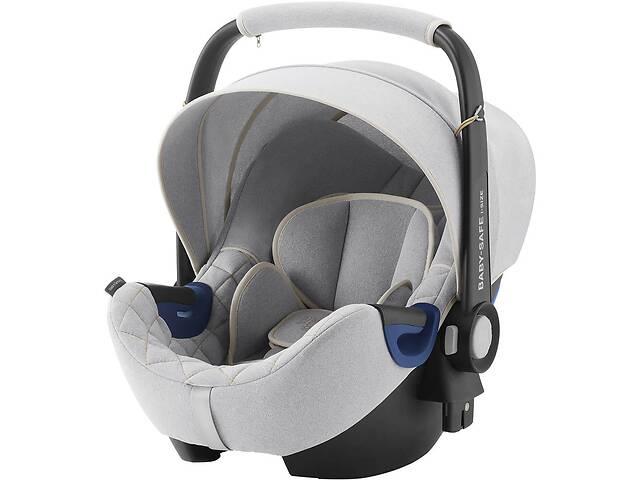 продам Автокресло Britax-Romer Baby-Safe2 i-Size Nordic Grey (2000029120) бу в Киеве