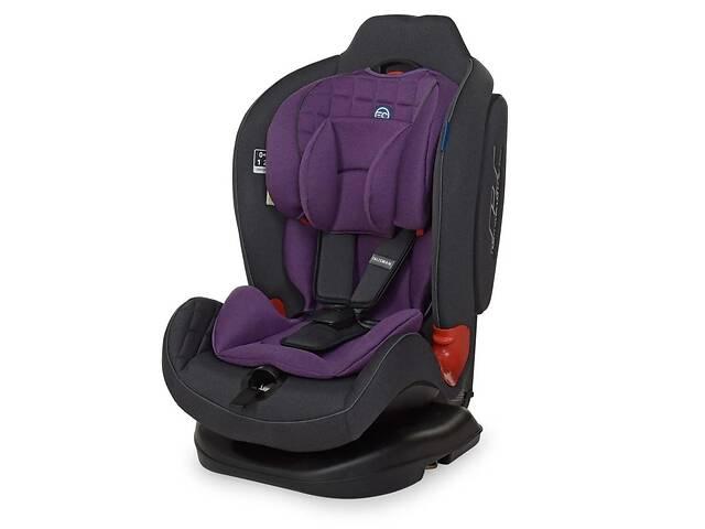 продам Автокресло детское El Camino TALISMAN ME 1065 группа 0+/1/2, 0-25 кг, Purple, ткань лен бу в Днепре (Днепропетровск)