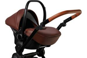 Автокресло для ребенка до 15 мес. Verdi Futuro 0-13 кг. brown sugar. VIP подарки для новорожденных