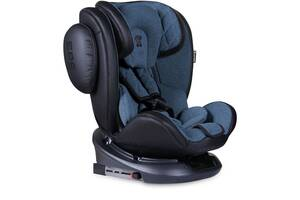 Автокресло Lorelli Aviator + sps + isofix (0-36 кг) Синий