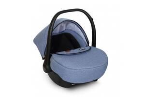 Автокресло-переноска для новорожденных с ручкой 0-13 кг Verdi Mirage 05, синее (6488)