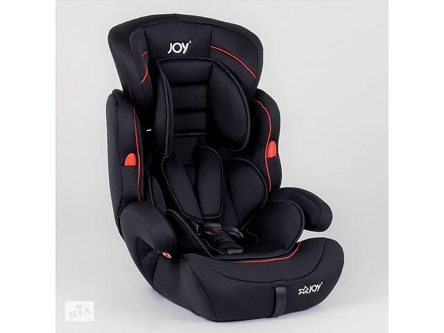купить бу Автокресло JOY NB Группа I, II, III (9-36кг) Черное в Стрые