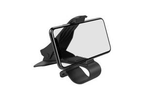 Автотримач Hoco CA50 In-car dashboard phone holder Black