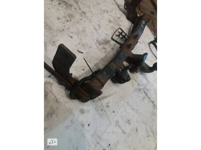 Б/у фаркоп для Citroen Jumpy peugeot expert fiat scudo  2007-2016 2.0- объявление о продаже  в Ковелі
