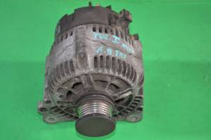 Б/у генератор/щітки для Volkswagen New Beetle 2.0 1998-2010 (BOSCH) 90A 0123320038, 028903028J