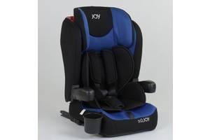 Детское автокресло JOY ISOFIX 43098 (9-36 кг) синие