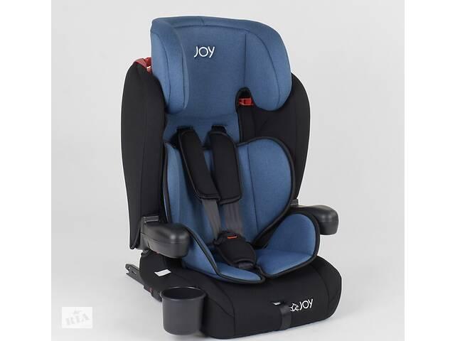 продам Детское универсальное автокресло JOY 25790 с системой ISOFIX, группа 1/2/3 (от 9-36 кг) бу в Львове