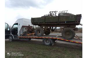 Эвакуатор Тернополь. Перевозка автомобилей и грузов от 100 кг до 10 тонн.