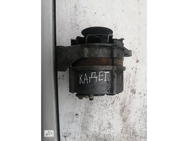 бу Генератор Опель кадет 1.3-1.4 бензин в Житомире