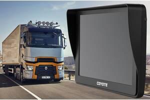 GPS навигатор COYOTE 780 Delivery Star 7 дюймов 256mb/8Gb с картами навигации Украины и Европы для Грузового и легкового