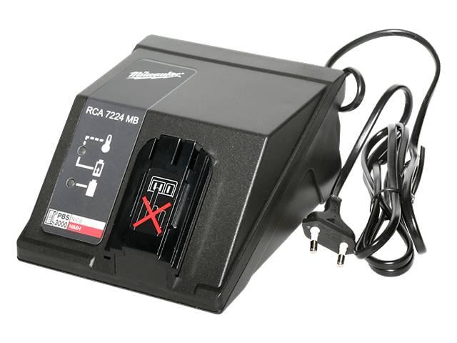 купить бу Milwaukee RCA 7224 MB Універсальний зарядний пристрій в Ивано-Франковске