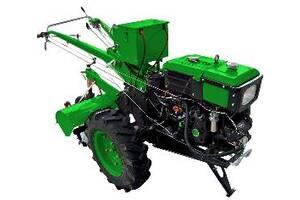 Мотоблок дизельный Forte МД-81E (зеленый)