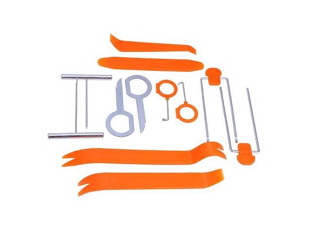 Набір інструментів знімачів для зняття обшивки салону автомобіля 12шт- объявление о продаже  в Переяславі-Хмельницькому