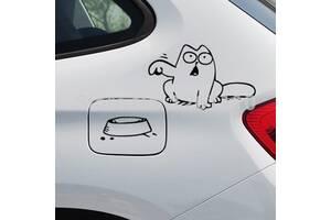 Наклейка на авто, авто